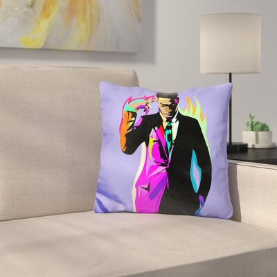 Kid Cudi Throw Pillow