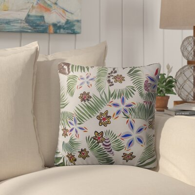 Oberlin Palm Special Indoor/Outdoor Throw Pillow Size: 18 H x 18 W
