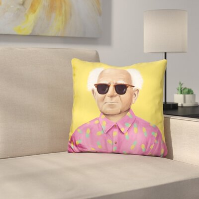 Ben G Throw Pillow