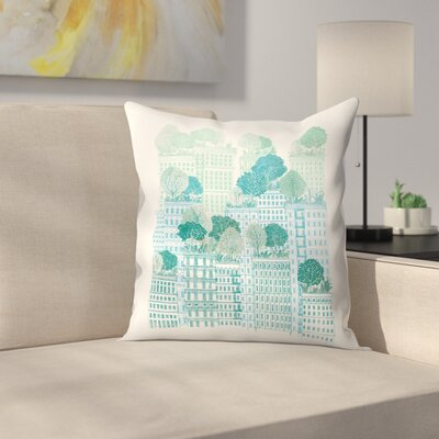 Juniper Throw Pillow Size: 16 x 16