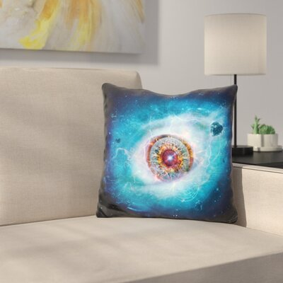 Uncertain Fate Throw Pillow