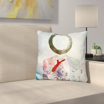 Zero Throw Pillow