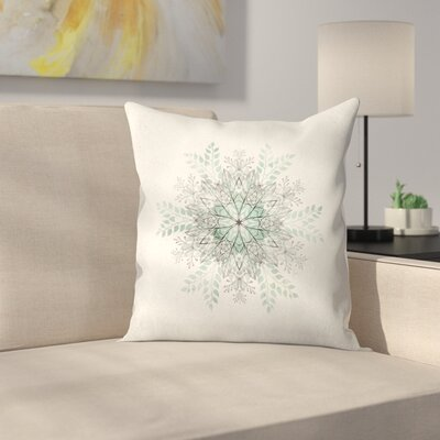 Drift Throw Pillow Size: 16 x 16