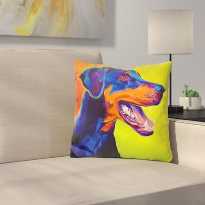 Miracle Throw Pillow