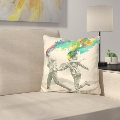 Emanate Throw Pillow
