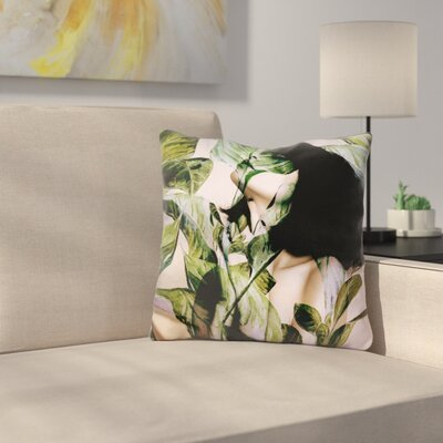 In Bloom I Throw Pillow