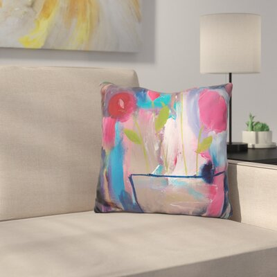 Visible Grace Throw Pillow