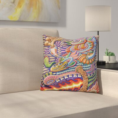 Humanitree Throw Pillow