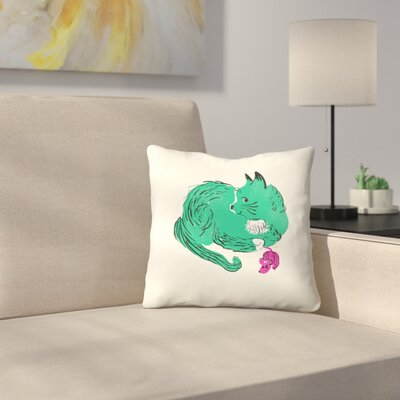 Cooper Throw Pillow Size: 18 x 18
