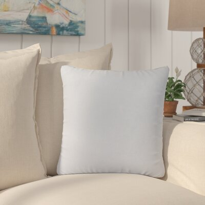 Dugan Soft Suede Throw Pillows Color: Babyblue