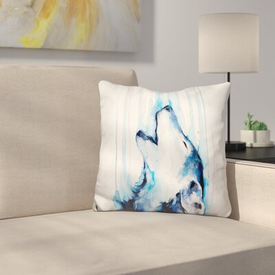 Howl Throw Pillow