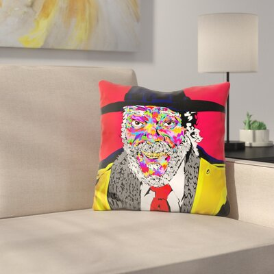 Hateful Samel Throw Pillow