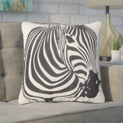 Pinzon Zebra Throw Pillow