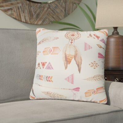 Bendel Feather Throw Pillow