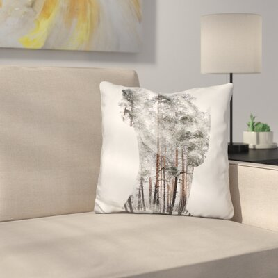 Insight Throw Pillow