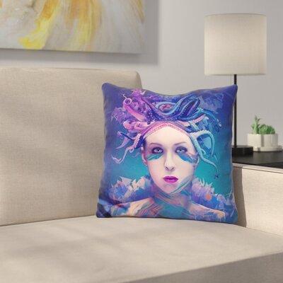 Queen Throw Pillow