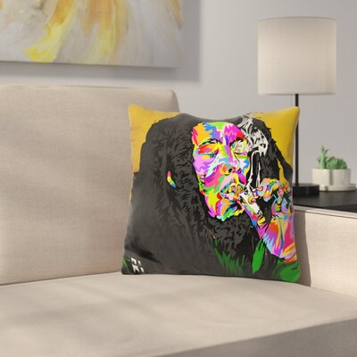 Marley Drome Throw Pillow