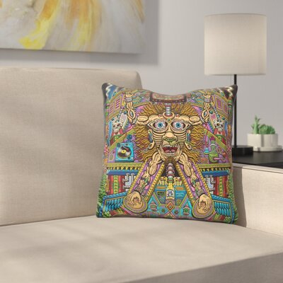 Sedated Slave Ship Throw Pillow