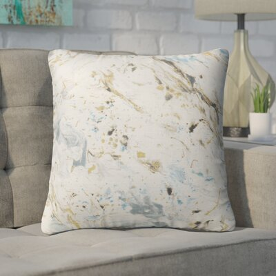Swaney Throw Pillow Size: 16 x 16