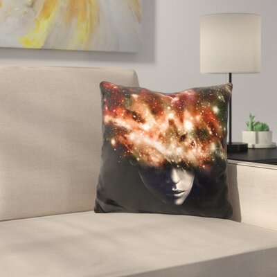 Everything I See Throw Pillow