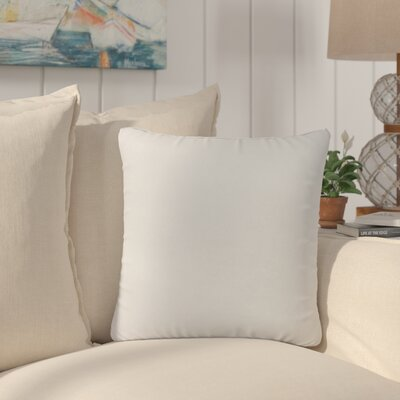 Dugan Soft Suede Throw Pillows Color: Light Gray