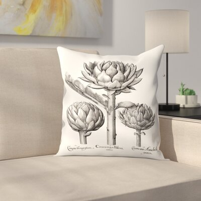 Besler 3 Throw Pillow Size: 14 x 14
