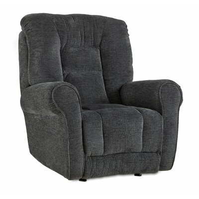 Clary Recliner Reclining Type: Manual, Motion Type: Rocker Swivel