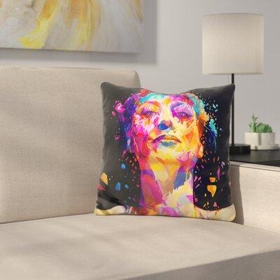 Joan Throw Pillow