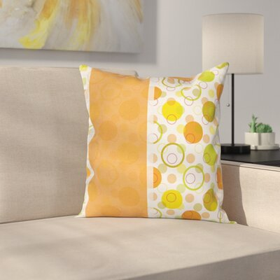 Stain Resistant 16 Square Pillow Cover Size: 18 x 18