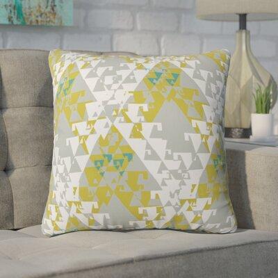 Chatmon Bel Lefosse Design Geoethnic Outdoor Throw Pillow Size: 18 H x 18 W x 5 D