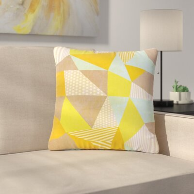 Louise Machado Geometric Outdoor Throw Pillow Size: 18 H x 18 W x 5 D