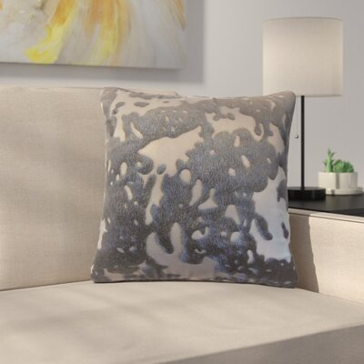 Rossiter Faux Fur Throw Pillow