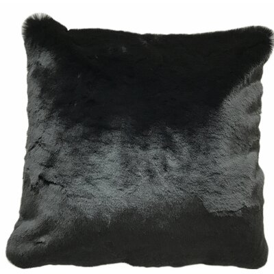 Leigh Woods Throw Pillow Color: Gray