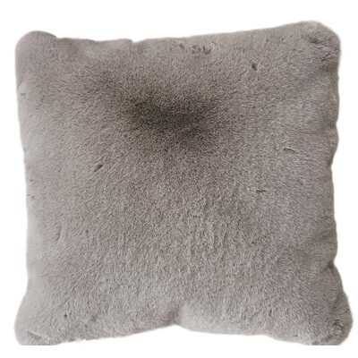Leigh Woods Throw Pillow Color: Mocha Brown