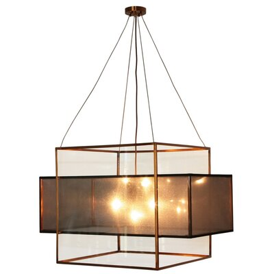 Disalvo 5-Light Lantern Chandelier