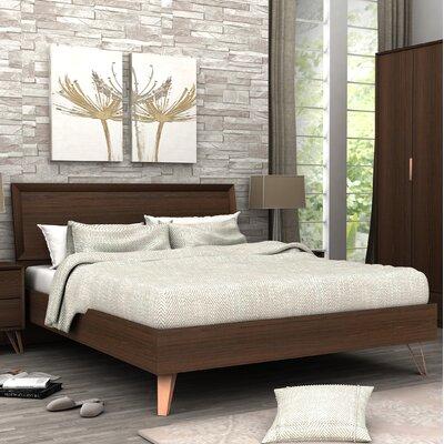 Lininger Queen Panel Bed
