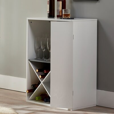 Barra Bar with Wine Storage