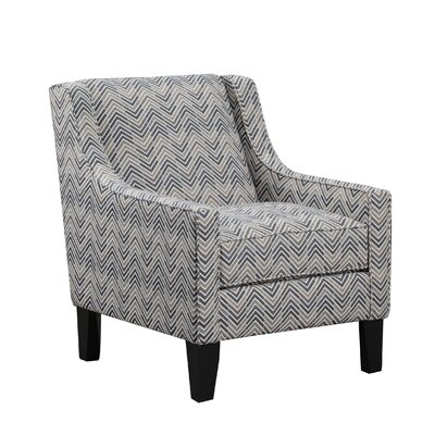 Woolsey Armchair by Simmons Upholstery Upholstery: Gray