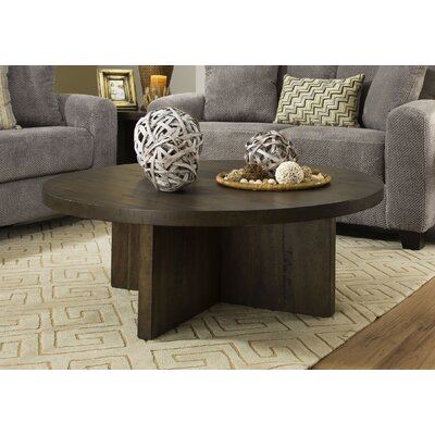 Justice Coffee Table Color: Distressed Oak
