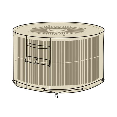 Deluxe Water Resistant Air Conditioner Cover