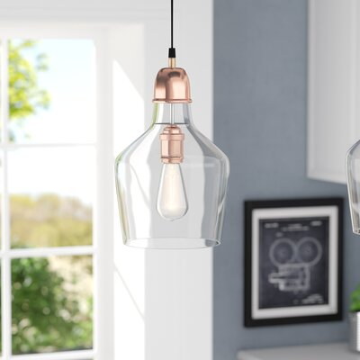 Vachel Glass Mini Pendant