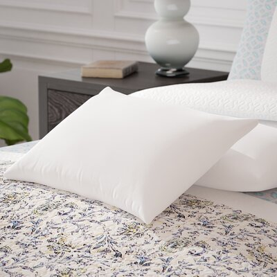 Cotton Pillow Insert Size: 12 x 16