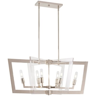 Queensway 6-Light Kitchen Island Pendant