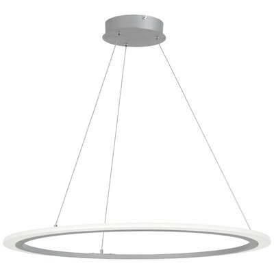 Paynter 1-Light Geometric Pendant