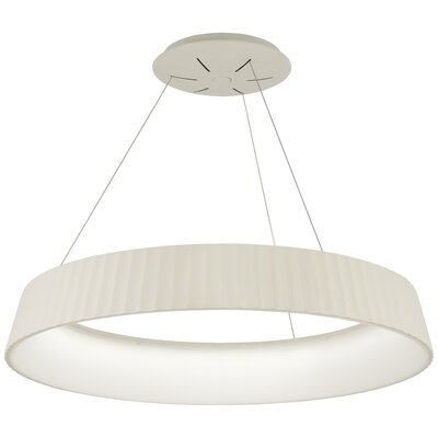 Paylor 1-Light Geometric Pendant
