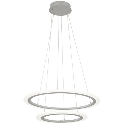 Paynter 2-Light Geometric Pendant