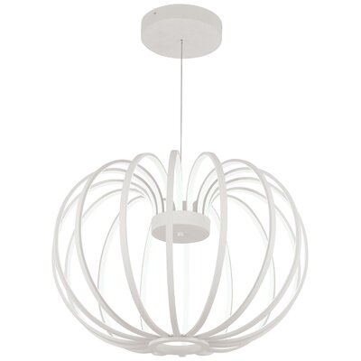 Payson 1-Light Globe Pendant