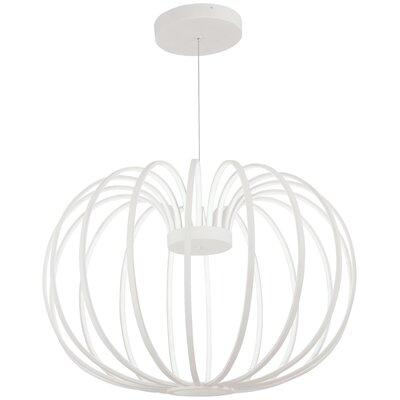 Payson 1-Light Globe Pendant