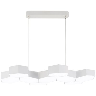 Peake 9-Light Kitchen Island Pendant