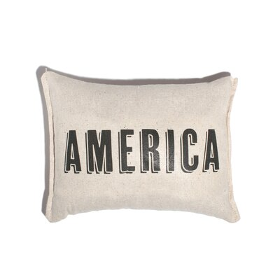 Boaz America Balsam Cotton Throw Pillow